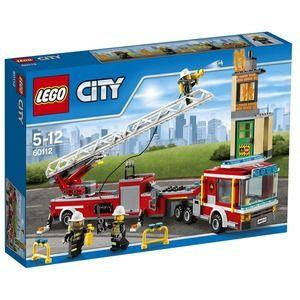 City 60112 camion dei pompieri