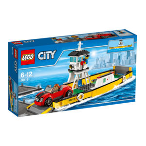 Lego City 60119 Traghetto