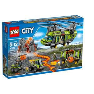 City 60125 elicottero da carico pesante vulcanico