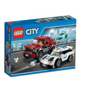 Lego City 60127 Starter Set Polizia dell'isola