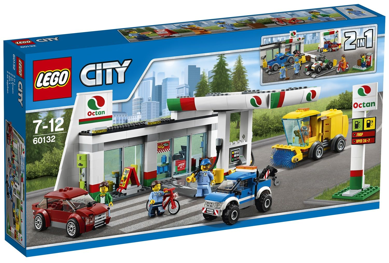 City 60132 stazione di servizio