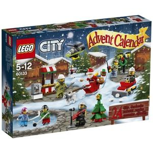 Lego City 60133 Calendario dell'Avvento