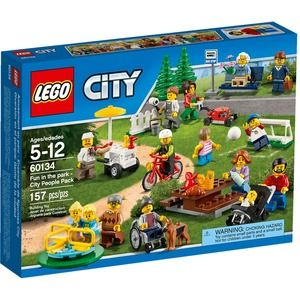 Lego City 60134 Divertimento al parco