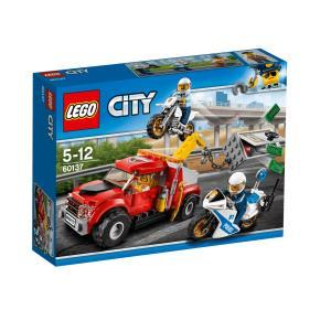 Lego City 60137 Autogrù in Panne