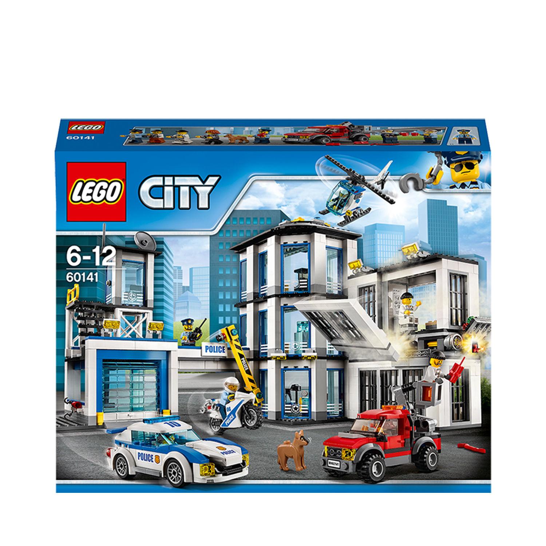 City 60141 stazione di polizia