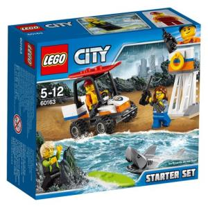 Lego City 60163 Starter set guardia costeria
