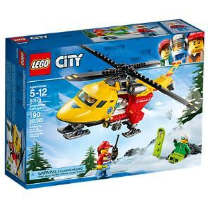 Lego City 60179 Eli-ambulanza
