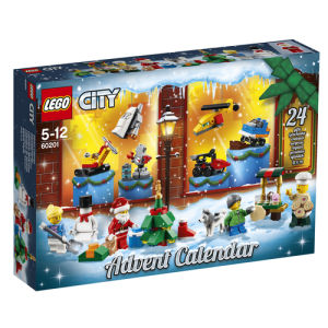 Lego City 60201 Calendario dell'Avvento
