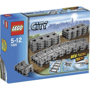 Lego City 7499 Binari flessibili