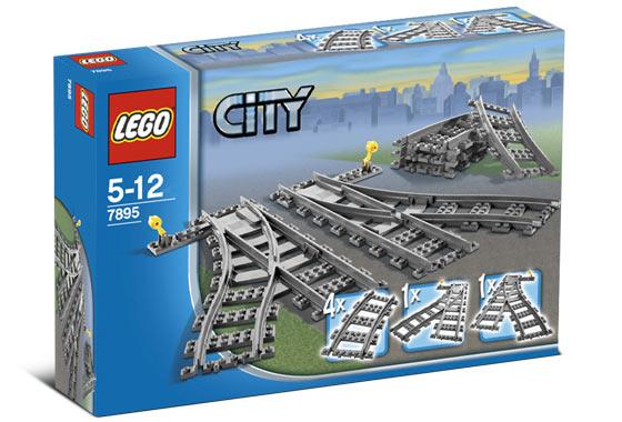 City 7895 scambi per ferrovia