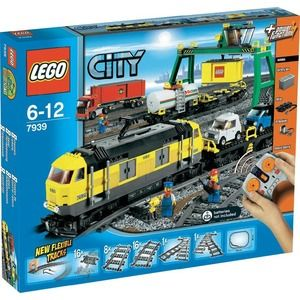 Lego City 7939 Treno merci