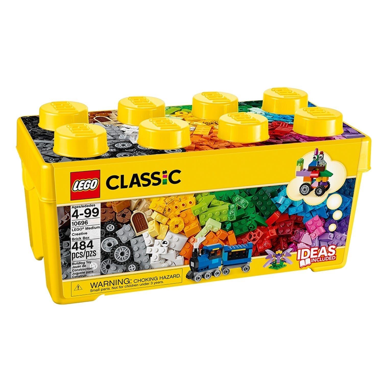 Lego Classic 10696 Scatola Mattoncini Creativi Media