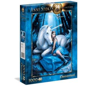 Clementoni Anne Stokes Collection 1000pz