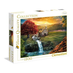 Clementoni High Quality Collection 1500pz