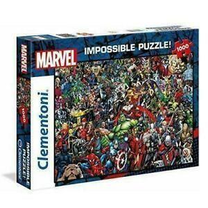 Clementoni Impossible Puzzle!