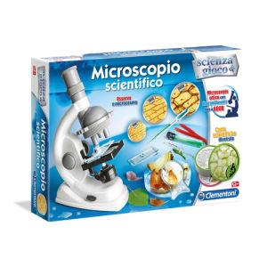 Clementoni Microscopio Scientifico