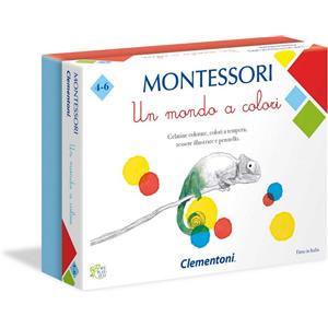 Clementoni Montessori - Un Mondo a Colori