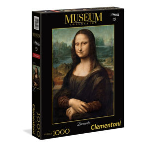 Clementoni Museum Collection 1000pz