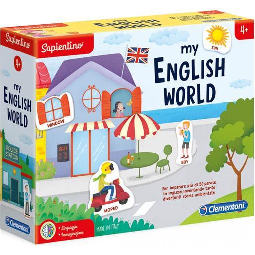 Clementoni My English World