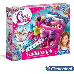 Clementoni Paillettes Lab