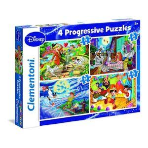 Clementoni puzzle 12p20p24p35 pezzi classic