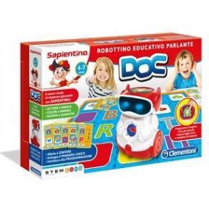 Clementoni sapientino doc robottino educativo parlante