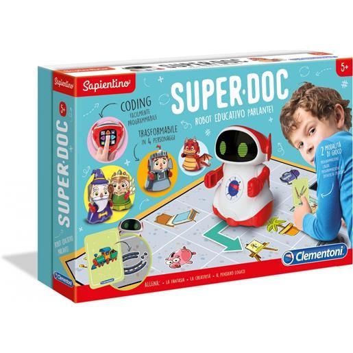 Clementoni SapientinoSuper Doc - Robottino Educativo Parlante