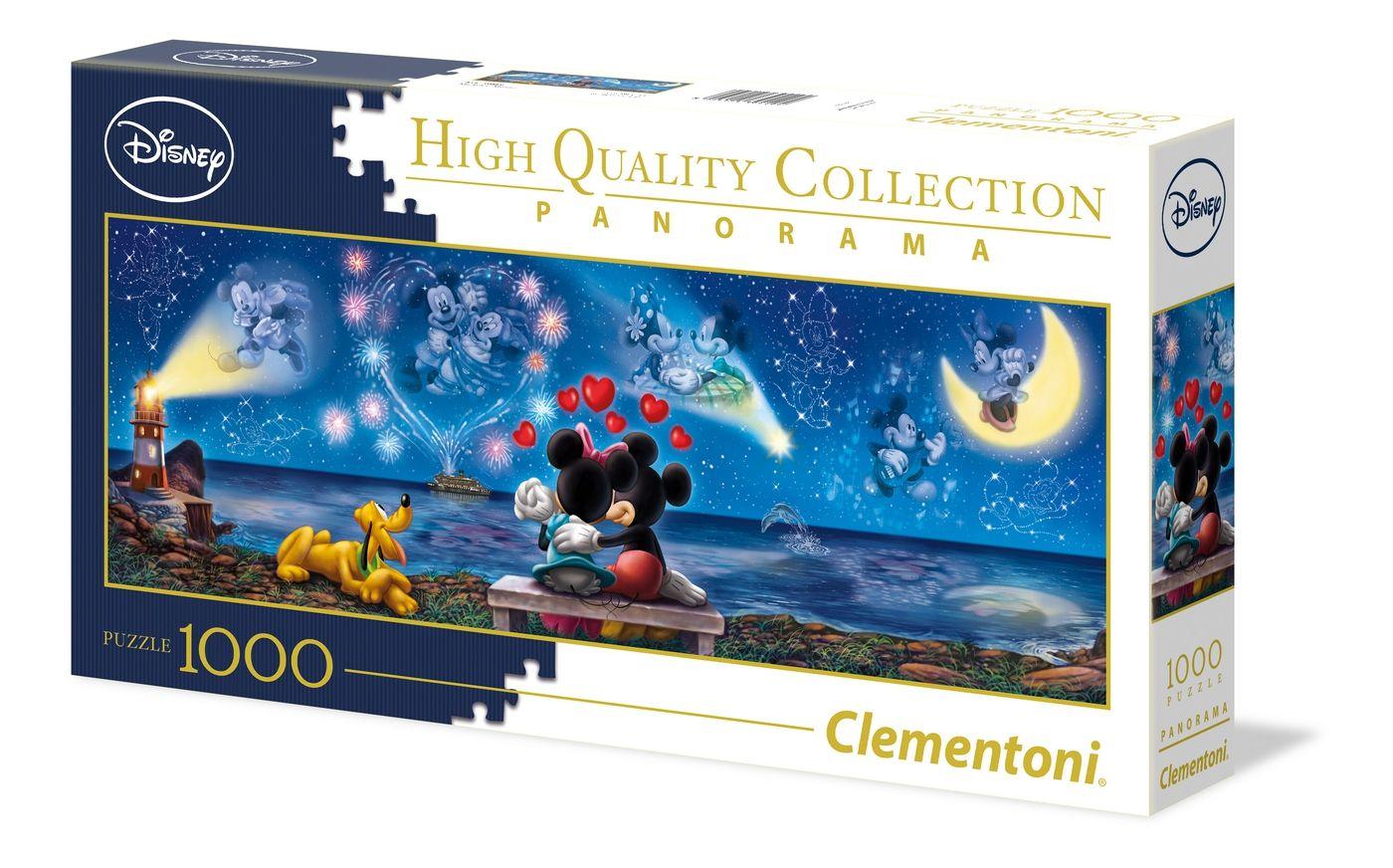 Clementoni Serie Panorama Disney 1000pz