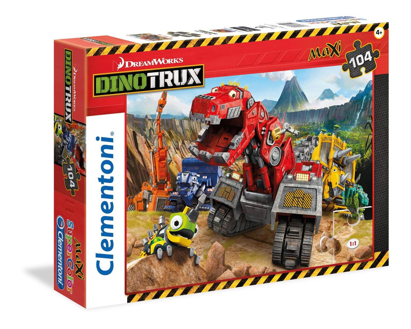 Clementoni SuperColor Puzzle 104 maxi pezzi