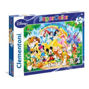 Clementoni SuperColor Puzzle 104pz