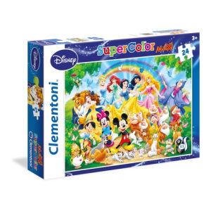 Clementoni SuperColor Puzzle 24 maxi pezzi