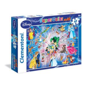 Clementoni SuperColor Puzzle 60 maxi pezzi