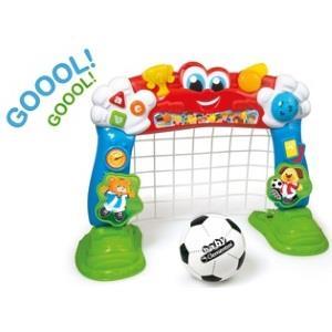 Clementoni tira e segna goleador