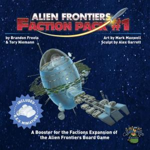 Clever Mojo Games Alien Frontiers: Expansion