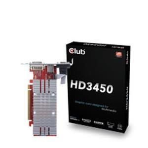 Club 3D Radeon HD3450 512 MB