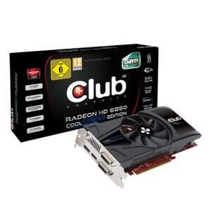 Club 3D Radeon HD6850 1 GB