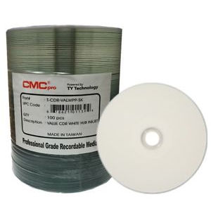 CMC CD-R 700 MB 52x Printable