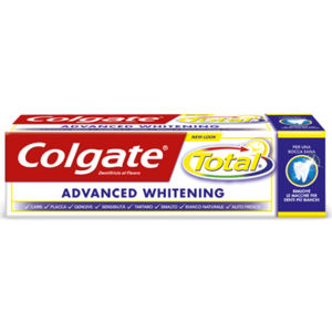 Colgate Total Advanced Whitening dentifricio