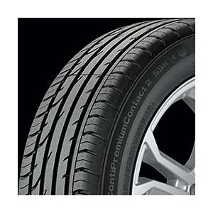 Continental ContiPremiumContact2 SSR 245/55 R17 102W