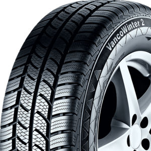 Continental Vanco winter2 195/75 R16 107R
