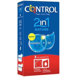 Control 2in1 Nature (3 pz)