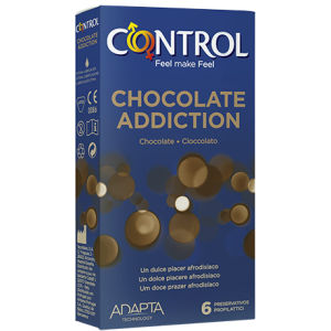 Control Chocolate Addiction Preservativi