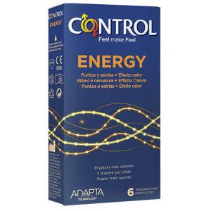 Control Energy (6 pz)