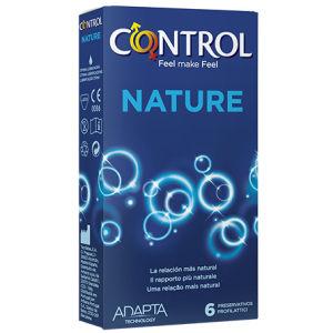 Control Nature (6 pz)