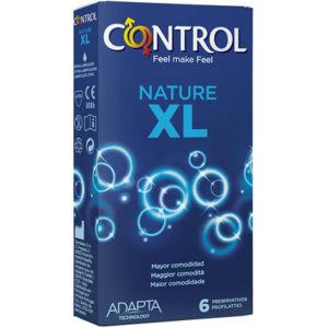 Control Nature XL (6 pz)