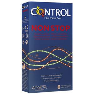 Control non stop preservativi