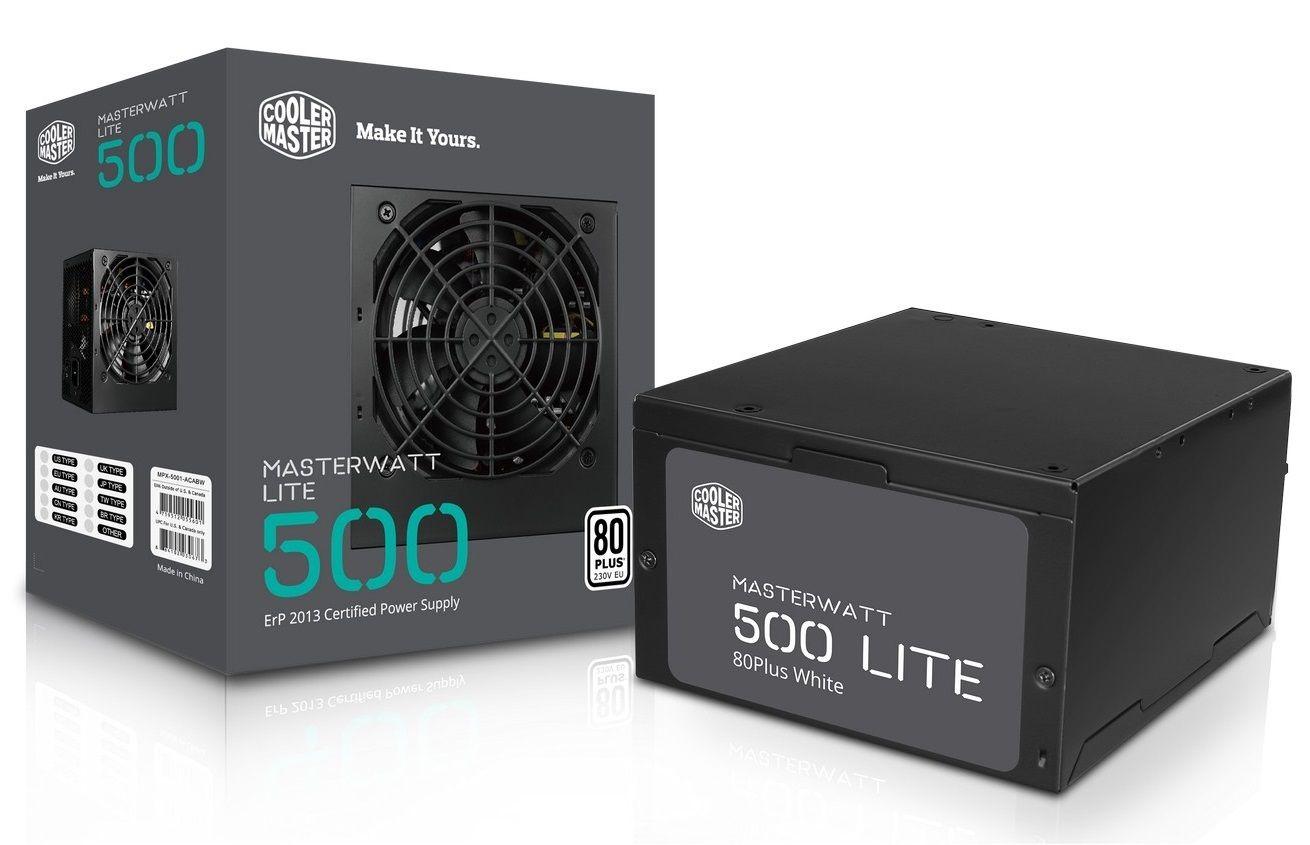 Cooler Master MasterWatt Lite 500