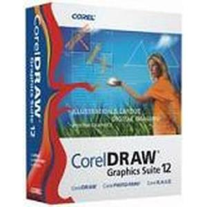 Corel Draw Graphics Suite 12