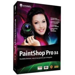Corel PaintShop Pro X4 (Upgrade)
