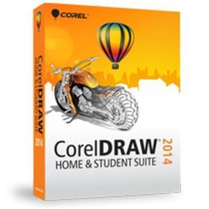 Corel CorelDRAW Home & Student Suite 2014